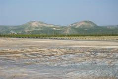 Landscape near Opal pool Royalty Free Stock Image