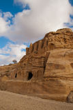 Landscape is near Petra Royalty Free Stock Photo