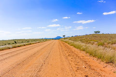 Landscape near Windhoek in South Africa Stock Photo