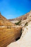 Landscape Negev desert Stock Photography