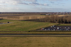Landscape of Netherlands Stock Photos