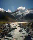 Landscape of New Zealand Royalty Free Stock Image