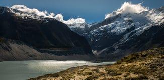 Landscape of New Zealand Royalty Free Stock Photo