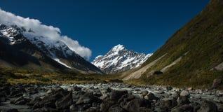 Landscape of New Zealand Royalty Free Stock Photos