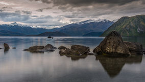 Landscape of New Zealand Royalty Free Stock Photography