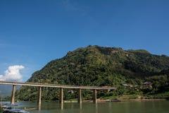 Landscape in Nhong Kheiw Stock Image