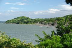 Landscape in Nicaragua Royalty Free Stock Photography