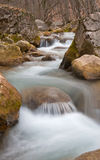 Nice mountain river Royalty Free Stock Photos