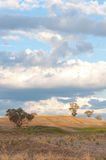 Landscape north of Canberra, Australia Stock Photography