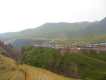 Landscape. North Caucasus. Elbrus region Stock Photography