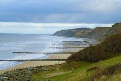 Landscape of the north Norfolk coast. Stock Photo