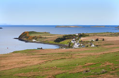 North and West Hightlands of Scotland Stock Images