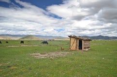 Landscape of north Yunnan, China Stock Photos
