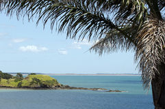 Landscape of Northland New Zealand. Royalty Free Stock Image