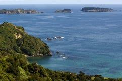 Landscape of Northland New Zealand. Royalty Free Stock Photo