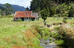 Landscape of Northland New Zealand. Stock Image