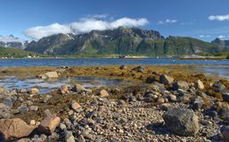 Landscape of Norway Royalty Free Stock Photography