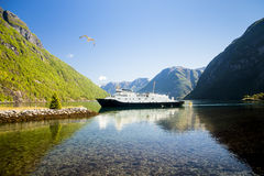 Landscape in Norway Royalty Free Stock Photos