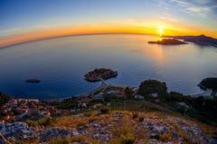 Free Landscape Of Adriatic Sea Coast In Montenegro Royalty Free Stock Photo - 52605835