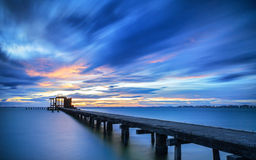 Free Landscape Of Bridge Stock Images - 42963854