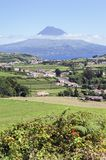 Landscape Of Faial, Azores Royalty Free Stock Images
