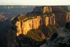 Free Landscape Of Grand Canyon At Dawn Royalty Free Stock Images - 126172839