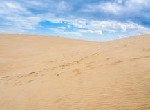Free Landscape Of Jockey`s Ridge State Park Stock Photos - 101884643