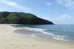 Free Landscape Of Maresias Beach, In Brazil Royalty Free Stock Images - 174782379
