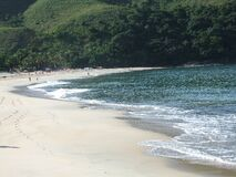 Free Landscape Of Maresias Beach, In Brazil Stock Images - 174782394