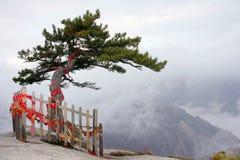 Landscape Of Mount Hua Stock Photos
