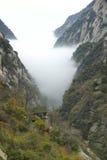 Landscape Of Mount Hua Stock Images