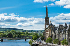 Free Landscape Of Perth Scotland Stock Images - 58322064