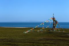 Free Landscape Of Qinghai Lake Stock Photo - 94721690