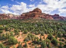 Landscape Of Sedona, Arizona, USA Stock Images