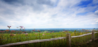 Landscape Of The Sussex Downs Royalty Free Stock Images