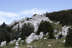 Free Landscape Of The Velebit National Park Stock Photos - 34689493