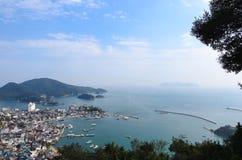 Landscape Of Tomonoura Royalty Free Stock Photo