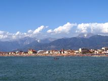 Free Landscape Of Viareggio Stock Photos - 6125343