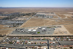 Landscape Of Yuma, Arizona Royalty Free Stock Photo