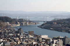 Landscape of Onomichi Stock Photo