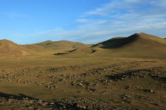 Landscape of Orkhon Valley Mongolia Royalty Free Stock Images