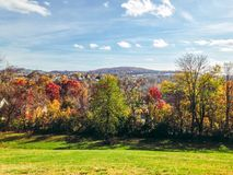 Landscape in Palmer, Pa Royalty Free Stock Photos