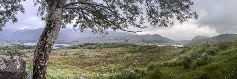 Landscape panorama at Ladies View Stock Image