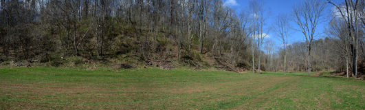 Landscape panorama Stock Photo