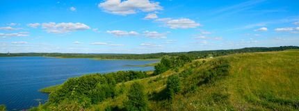 landscape panoramic Royalty Free Stock Photos