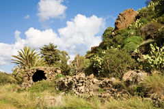 Landscape, Pantelleria Royalty Free Stock Images