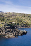 Landscape, Pantelleria Royalty Free Stock Photos