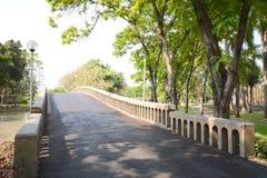 Landscape of park Stock Photos