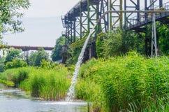 Landscape Park Duisburg Royalty Free Stock Image