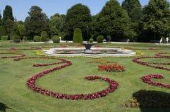 Landscape park of Schonbrunn Palace Royalty Free Stock Photo